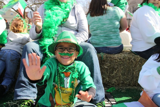 South Side Irish Parade Steps Off Sunday