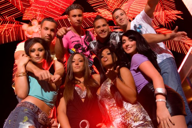 At Jersey Shore, Thumbs Down For 'Jersey Shore'