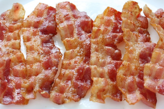 Bacon Festival Presents Pageant, Extravagant Bacon Dishes