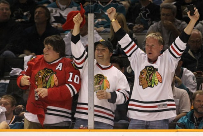 'Hawks to the Cup!