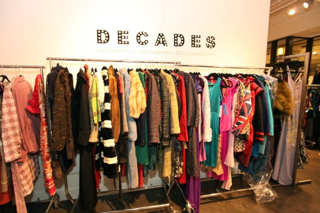 Decades Trunk Show Returns