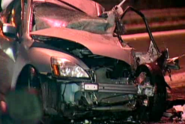Teen Killed in Wrong-Way Crash on Edens