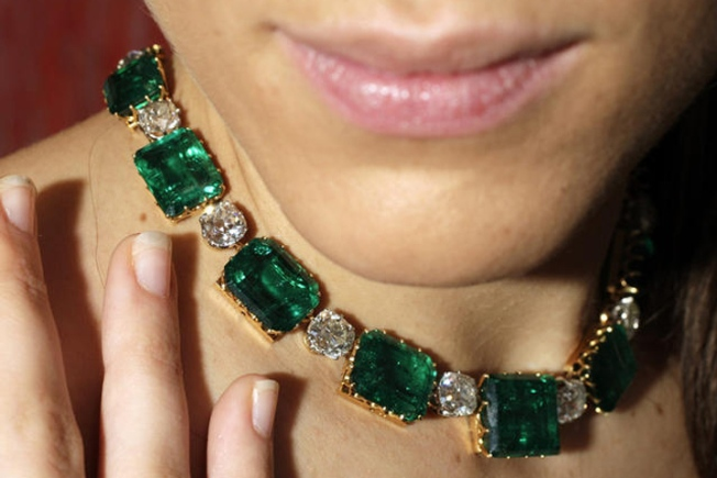 Just in Time for the Holidays: Abandoned Bling on eBay