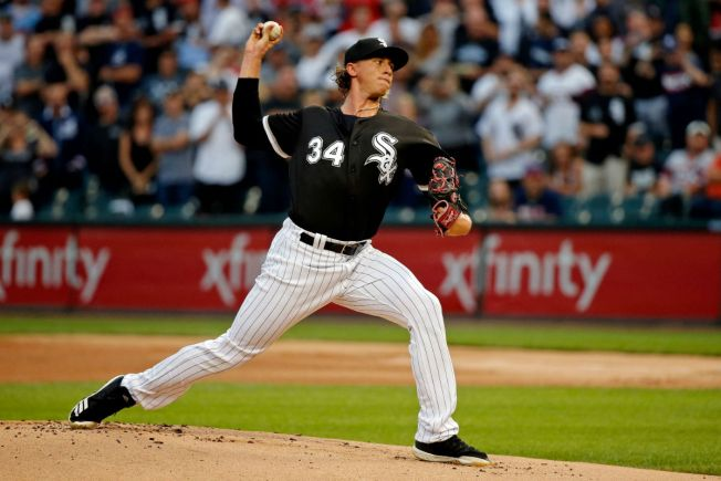 White Sox Pitcher Kopech Takes Field to Standing Ovation in Major League Debut