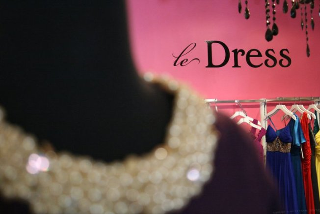 Le Dress Opens Michigan Ave. Pop-up Shop