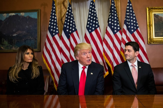 Ryan Says Trump Agrees 'No Place' for Racism, Hate Crimes