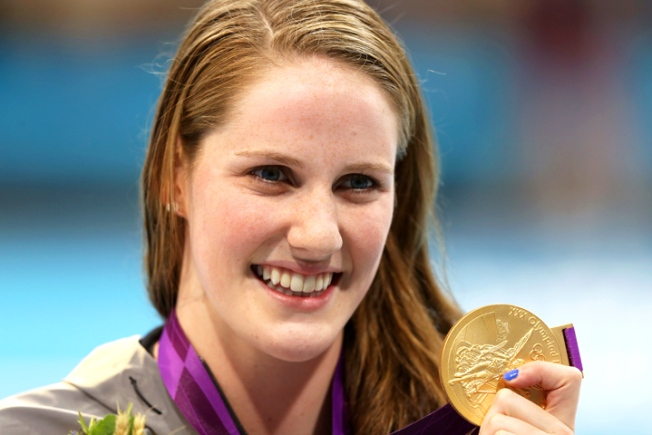 Olympic Star Missy Franklin Commits to Cal