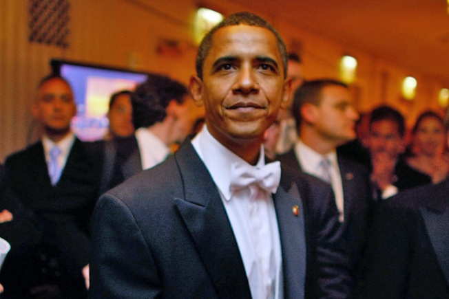 Inaugural Gala to Include Obama Bump and Grind -- Maybe