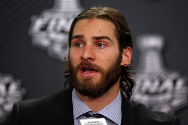 "Saad a ""Little Bit Shocked"" by Trade to Blue Jackets"