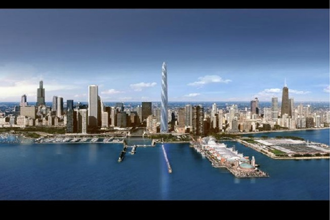 Chicago Spire Tried, Failed to be Tallest Building In US