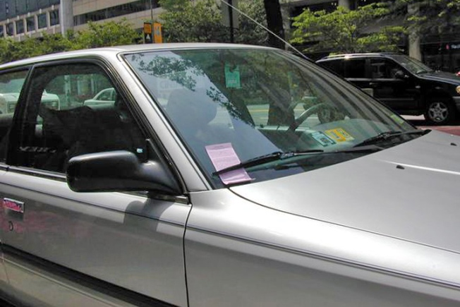 Parking Tickets on the Rise