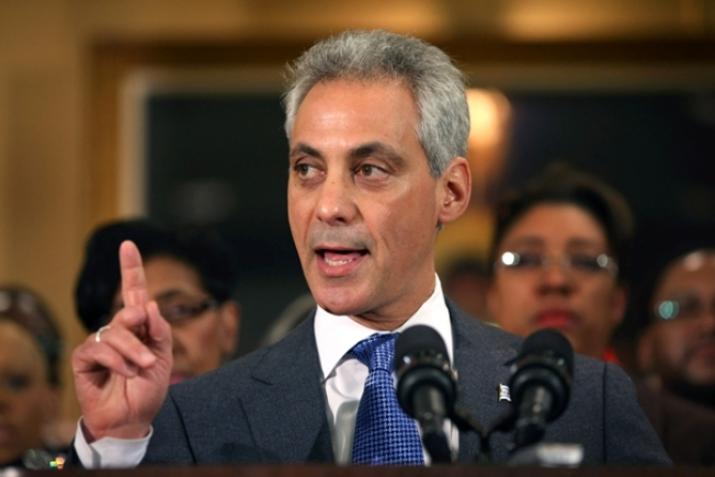 Rahm Progress Report: How's He Doing as Chicago Mayor?