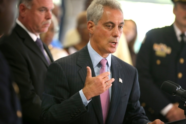 Voters Weigh Emanuel's Record on Schools, Crime