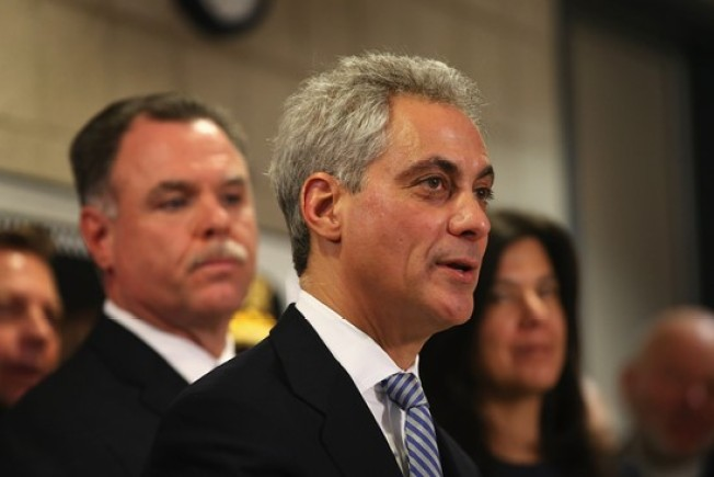 Obama Library: Rahm Gives UIC a Boost in Bidding War