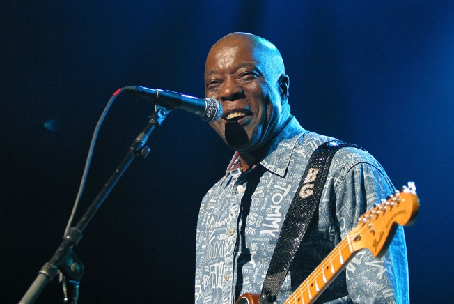 Buddy Guy to Headline Chicago Blues Festival