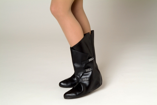 Gorgeous Galoshes