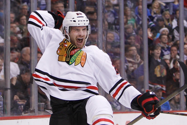 Saad's Stellar Season Comes at Price for Blackhawks