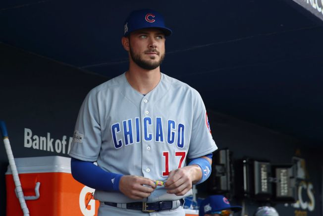 Kris Bryant Back in Cubs' Lineup After D.L. Stint