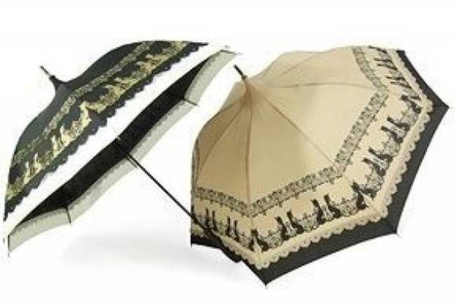 Juliet Black Umbrella