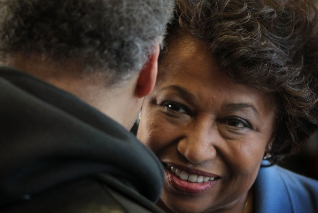 Why Carol Moseley Braun Can't Apologize