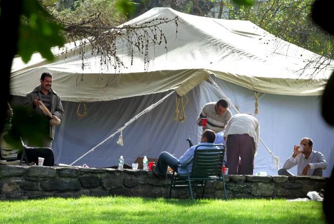 Code War: Another Town Joins Kaddafy Tent Flap