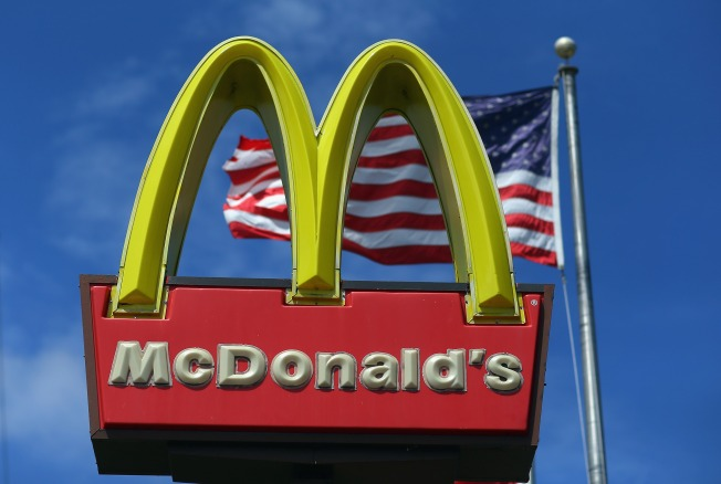 McDonald's Closes 350 Stores Worldwide in First Quarter