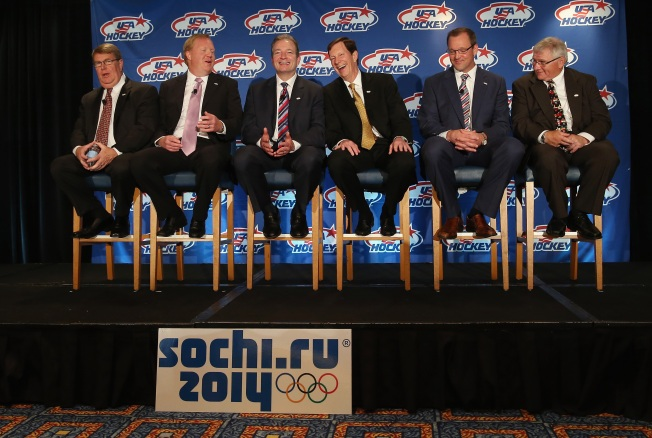First Three Months of NHL Season Crucial For USA Hockey Olympic Hopefuls