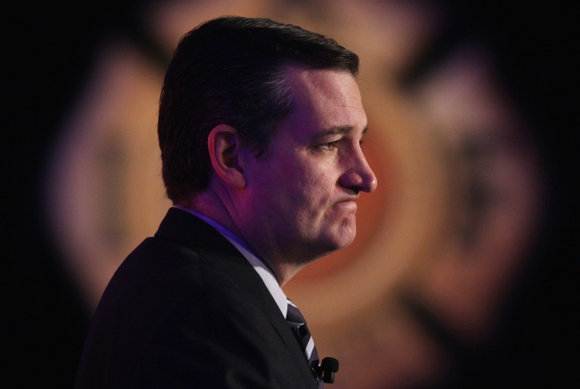 Senator Ted Cruz is Signing up for Obamacare