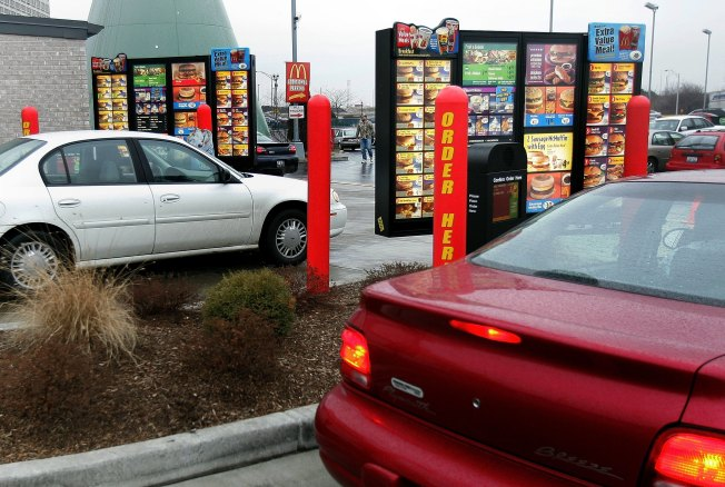 McDonald's Will No Longer Offer Full Menu at Drive-Through: Report