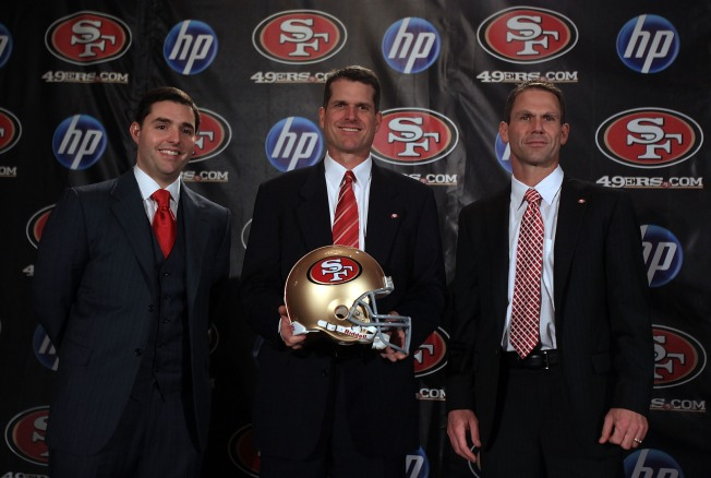 Foundation for 49ers Success Started at Top