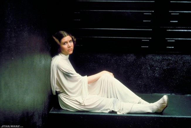 Carrie Fisher On Bringing 'Wishful Drinking' To HBO