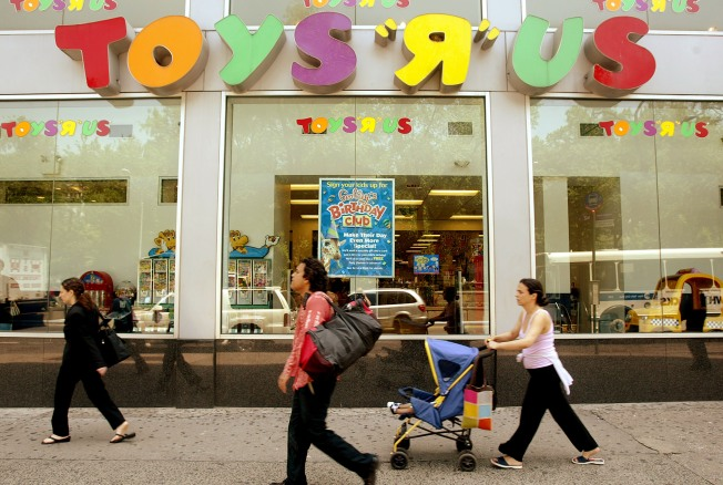 Calling All Toys R Us Kids!