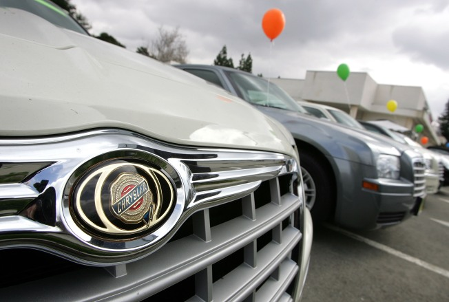 Dealers Close Books on Chrysler