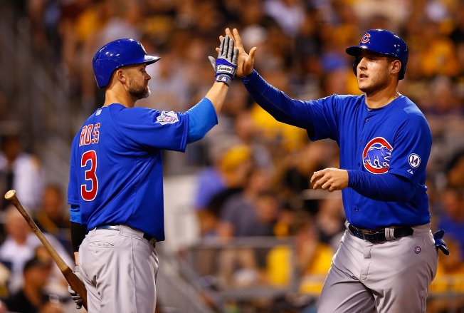 Anthony Rizzo Offers Free Tickets to Thursday's Cubs Game
