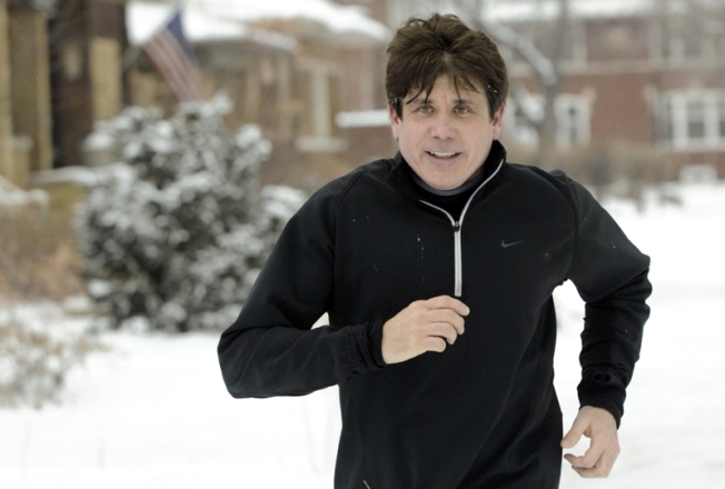 Blago On the Run