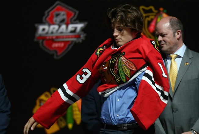 Ryan Hartman to Make NHL Debut for Blackhawks Friday
