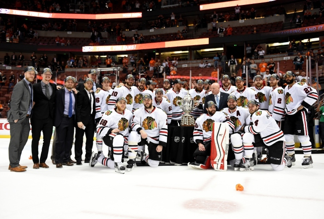 Blackhawks Stanley Cup Final Tickets Go On Sale Tuesday