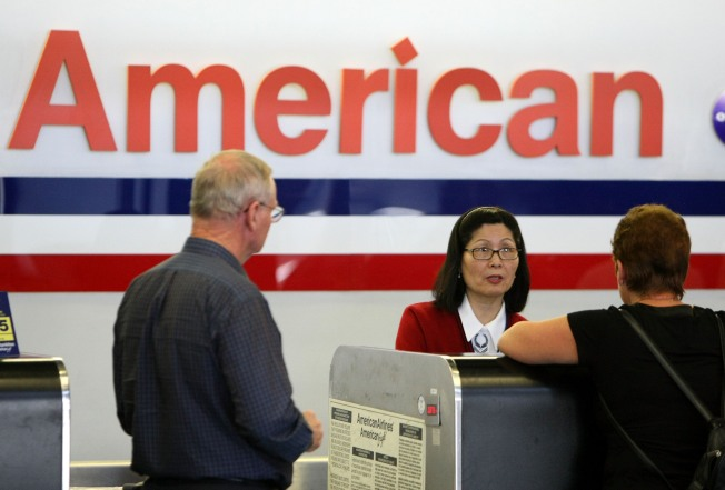 American and United Add $10 Fee to Some Holiday Tickets