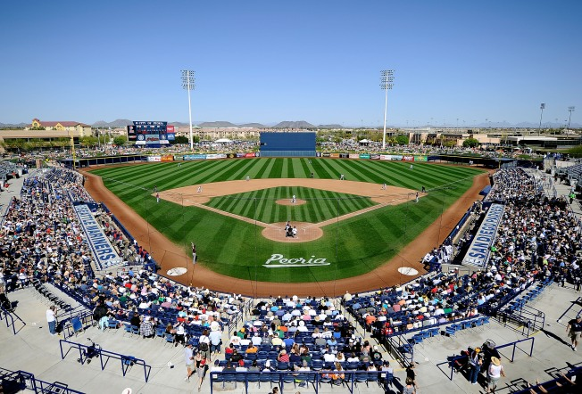 Cactus League Journal: Peoria a Culinary Delight in Baseball Heaven