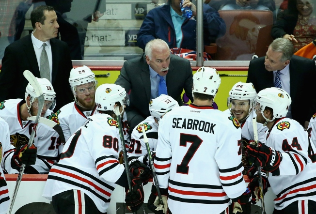 Game 7 a Mixed Bag for Blackhawks During Quenneville Era