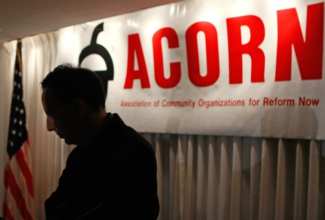 House Votes to Block ACORN Funding