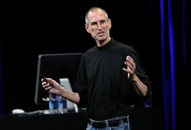 Wall Street Journal Makes Steve Jobs Say Boo