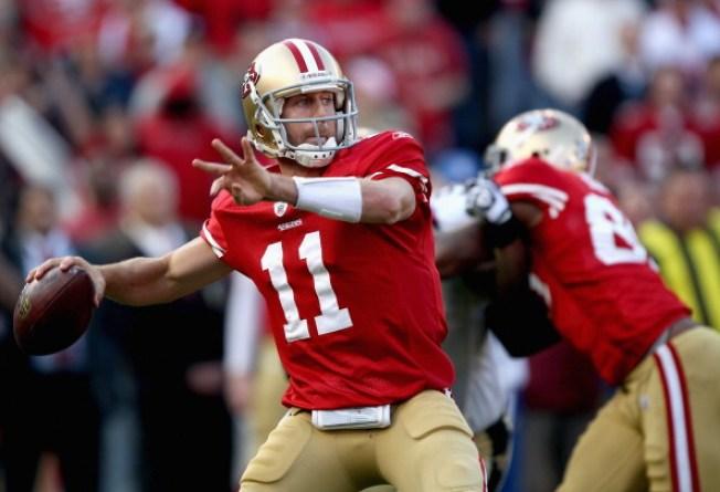 49ers, Giants, Ravens and Patriots Advance