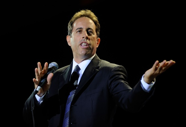 """Jerry Seinfeld Signs On As """"Jay Leno Show's"""" First Guest"""