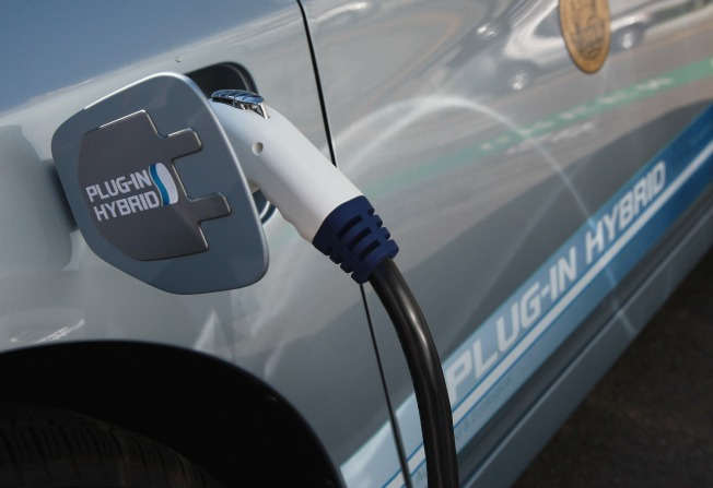 More Spots Coming to Juice up Your Electric Car