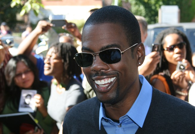 Chris Rock's Chicago Feast