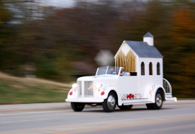 Weddings On Wheels