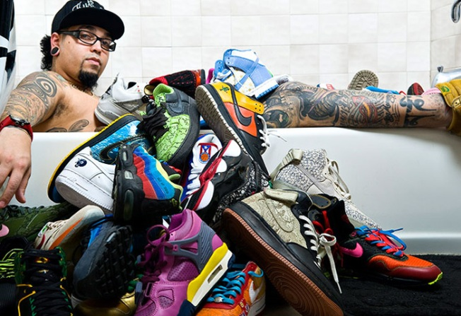 Chicago's Sneaker Pimp