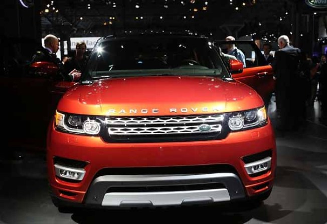 Jaguar Land Rover Recalls 104,000 Vehicles