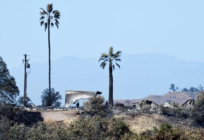California Fires Making Industry Rethink Dumping Burning Garbage